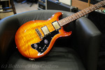 PRS Mira Maple Top with Dragon II Treble and Bass set