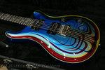 B.U.G. 特注 Signature Metal -blue multi-
