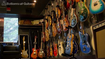 ボトムズアップギターズ東京・田園調布本店 10月特別休業のお知らせ