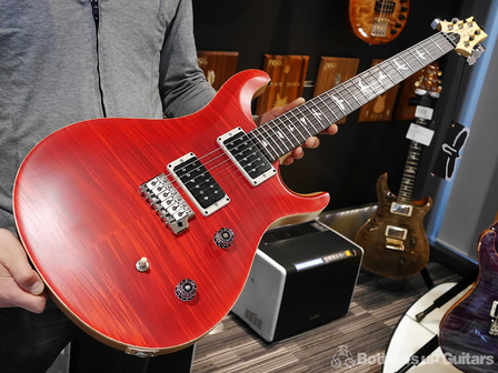 PRS New CE 24 japan limited ruby paul reed smith