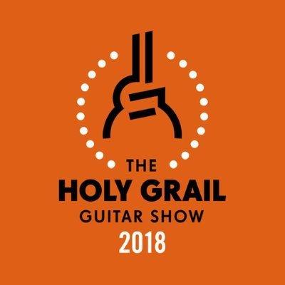 今年はボトムズアップギターズからマネージャー龍野がホーリーグレイルギターショーに参加します!