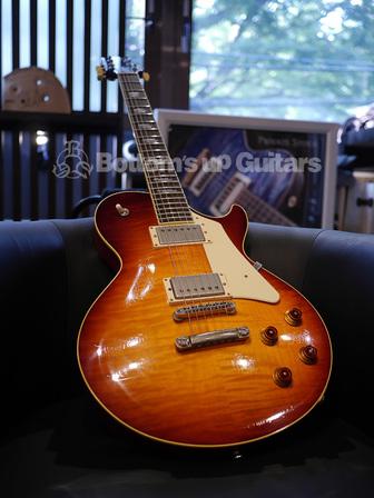一挙弾き比べ! Les Paul Shapeギター Gibson2003 BZF レスポール, コリングスCL DX, PRS SC245 10top with Coiltap !! 試奏比較