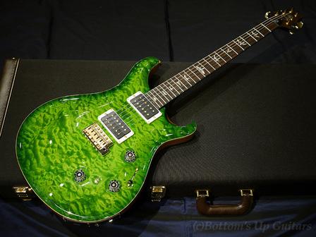 Paul Reed Smith Guitars社が最上級のグレードとして用意していた 「アーティスト・パッケージ・キルト」のOption.