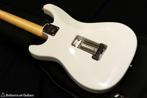 PRS_2018_SilverSky_Frost_bodyback.jpg / Bottom's Up Guitars / 解体新書