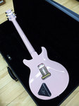 PRS Santana II Japan Limited -Bonni Pink-
