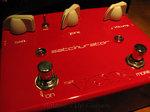 VOX Joe Satriani Signature overdrive pedal Satchurator