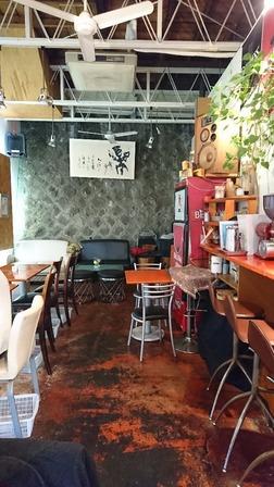 カフェ・デスパシオ 多摩川駅商店街 定休日:木曜日