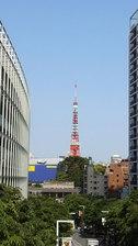 晴天の5月 東京タワー