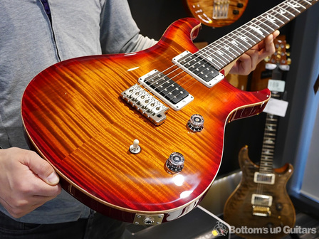PRS New CE 24 dark cherry sunburst paul reed smith