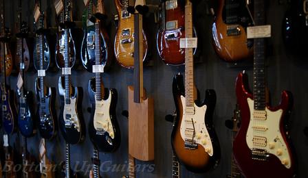 Freedom Custom Guitar Research Co., Ltd. 2013年 新製品 Hydra Classic 製品発表・体験会 @ ボトムズアップギターズ