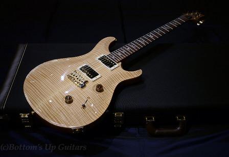 PRS Custom24 2014 Artist Grade Flame Maple -NATURAL- Brazilian FB (BZF) 入荷!