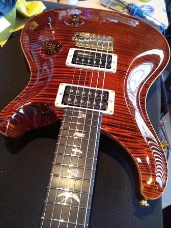 ギター改造、モディファイ、エフェクトボード製作
