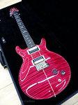 PRS Santana II Japan Limited -Bonni Pink-