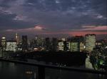 Tokyo Sunset Sep2008