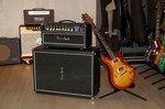 Two-Rock Classic Type 3 with PRS Archtop IV artist